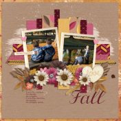 Love Fall (Falling for you)