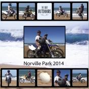 Norville park beach