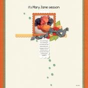Mary Jane Season