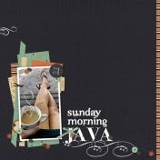 Sunday Morning Java