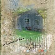A Connecticut Barn