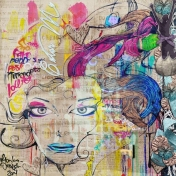 Dailly ART-collage