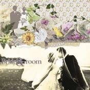 Wedding day-Bride & Groom