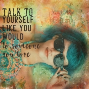 Talk to yourself