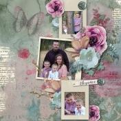 Lana's family