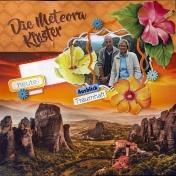 Trip to Greeze- The Meteora monasteries