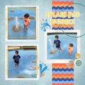 Splash Pad Buddies