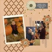 Emilio's Pumpkin