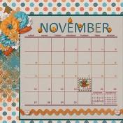 AFD Nov. Calendar