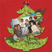 Cherished Christmas Memories