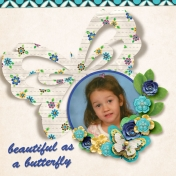 Beautiful as a Butterfly