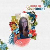 Dream Big Shine Bright
