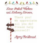 Deliver Driver/Postal Worker