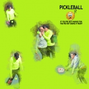 Pickleball Fun
