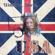 Welcome Marie