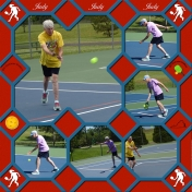 Judy Pickleball