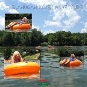 Shenandoah River Adventure Michelle