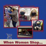 When Women Shop