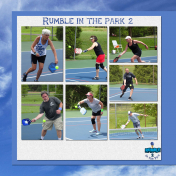 Rumble in the Park 2 left