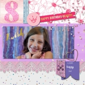 Eighth Birthday cover