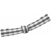 Gingham Ribbon Template
