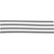 Wide Striped Ribbon Template