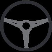 Steering Wheel Template