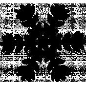 It's Christmas- Snowflake Shape #03