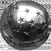 Button Template- Set V#01- Vintage Button #01