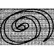 Doodle Swirl Template 06