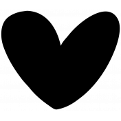 Heart Shape 02 Template