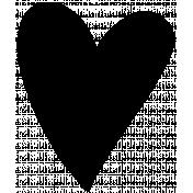 Heart Shape 03 Template