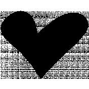 Heart Shape 04 Template