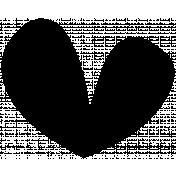 Heart Shape 08 Template