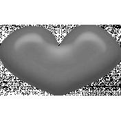 Heart Brad 03 Template