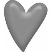 Heart Brad 05 Template