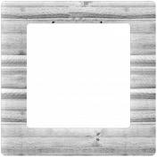 Earth Day- Wood Frame Template