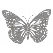 Butterfly Template 03