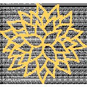 Florals Set #01- Flower Template 04 Outline