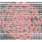 Florals Set #02- Flower Template 07 Outline