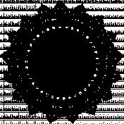 Doily Shape- Template 07