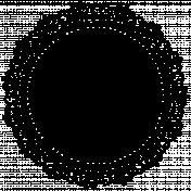 Doily Shape- Template 08