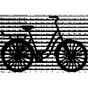 Bike #01 Shape Template