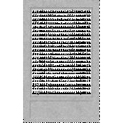 Embossed Matte Frame 02 Template