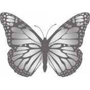 Butterfly 02 Template