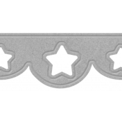 Star Border Template