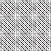 Wonky Polka Dot Overlay Template