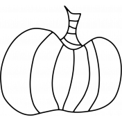 Spookalicious- Illustration Pumpkin02