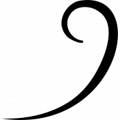 Spookalicious- Flourish Doodle Swirl 12