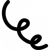 Spookalicious- Flourish Doodle Swirl 05